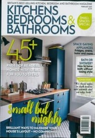 Kitchen Bedrooms and Bathrooms Magazine - UK Edition