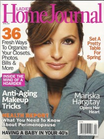 Ladies Home Journal Magazine - US Edition