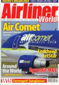 Airliner World Magazine - UK Edition