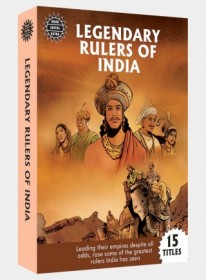 LEGENDARY RULERS OF INDIA
