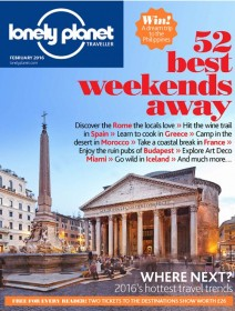 Lonely Planet Traveller Magazine - UK Edition