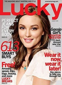 Lucky Magazine - US Edition