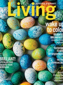 Martha Stewart Living Magazine - US Edition