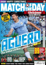 Match of the Day Magazine - UK Edition