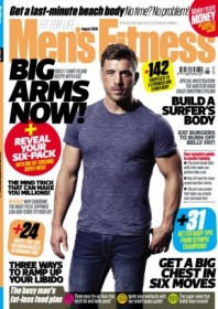 Mens Fitness Magazine - UK Edition
