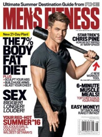 Mens Fitness Magazine - US Edition