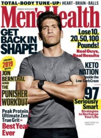 Mens Health Magazine - US Edition