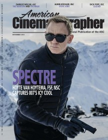 American Cinematographer Magazine - US Edition