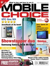 Mobile Choice Magazine - UK Edition