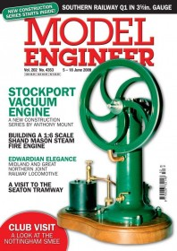 Model Engineer Magazine - UK Edition
