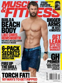 Muscle and Fitness Magazine - US Edition