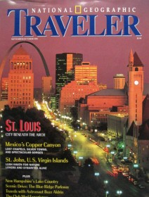 National Geographic Traveller Magazine - US Edition