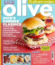 Olive Magazine - UK Edition
