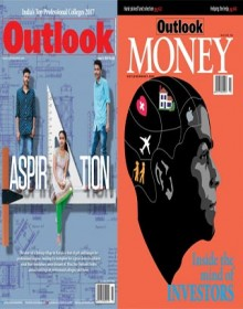 Outlook And Outlook Money Combo Magazine