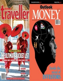 Outlook Traveller And Outlook Money Combo Magazine