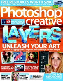 Photoshop Creative Magazine - UK Edition