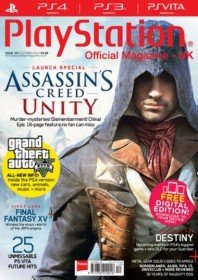 PlayStation Official Magazine - UK Edition