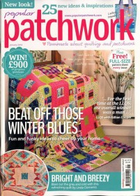 Popular Patchwork Magazine - UK Edition
