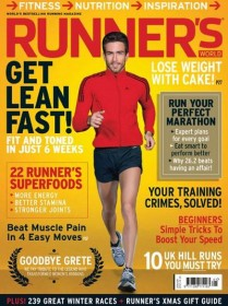 Runners World Magazine - UK Edition