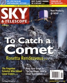 Sky and Telescope Magazine - US Edition