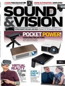Sound and Vision Magazine - US Edition