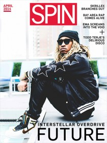 Spin Magazine - US Edition