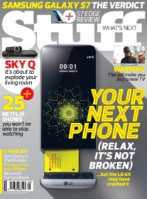 Stuff Magazine - UK Edition