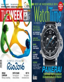 THE WEEK + WATCHTIME Magazine