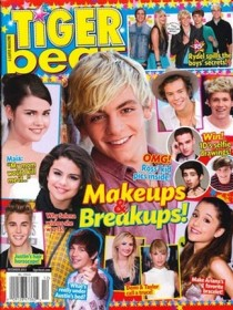 Tiger Beat Magazine - US Edition