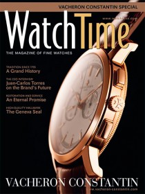 Watchtime Magazine - US Edition