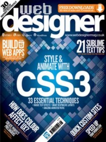 Web Designer Magazine - UK Edition