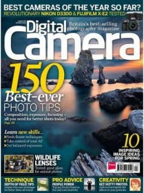 What Digital Camera Magazine - UK Edition
