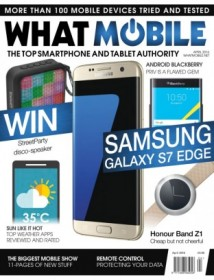 What Mobile Magazine - UK Edition