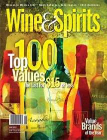 Wine and Spirits Magazine - US Edition