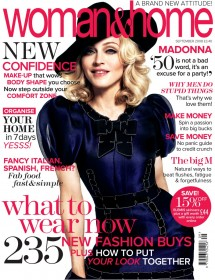Woman and Home Magazine - UK Edition