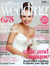 You and Your Wedding Magazine - UK Edition