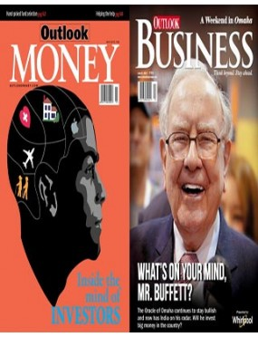 Outlook Money And Outlook Business Combo Magazine