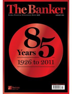 The Banker Magazine - UK Edition