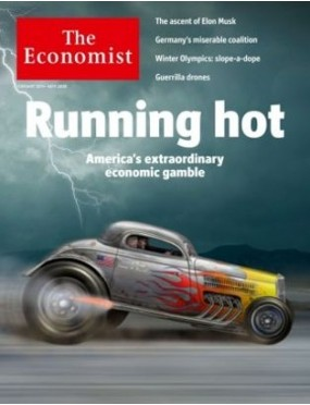 The Economist Magazine Print + Digital