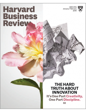 Harvard Business Review Print