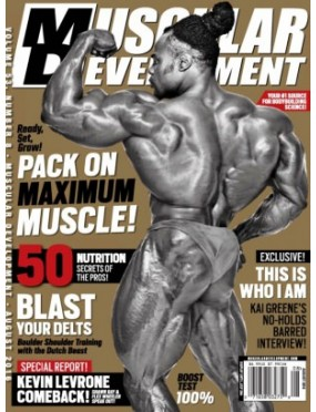 Muscular Development Magazine - US Edition