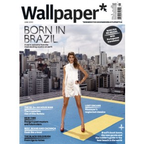 Wallpaper Uk Edition Magazine Subscription Online