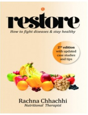 BW Restore Health Book